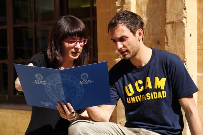 UCAM- Cánh cửa đến với du học Châu Âu dễ dàng và hiệu quả nhất 2